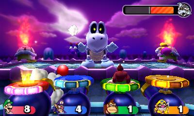 Mega Dry Bones S Femur Fever Super Mario Wiki The Mario