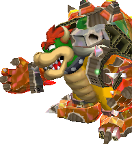 Shiny Robobowser Super Mario Wiki The Mario Encyclopedia