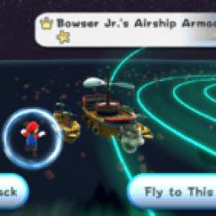 Large Kitchen Sink Rv Bowser Jr.'s Airship Armada - Super Mario Wiki, The ...