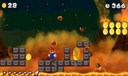 World 6 1 New Super Mario Bros 2 Super Mario Wiki The Mario Encyclopedia