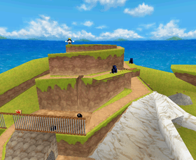 Bobomb Battlefield  Super Mario Wiki the Mario encyclopedia