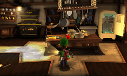 Kitchen Gloomy Manor  Super Mario Wiki the Mario encyclopedia