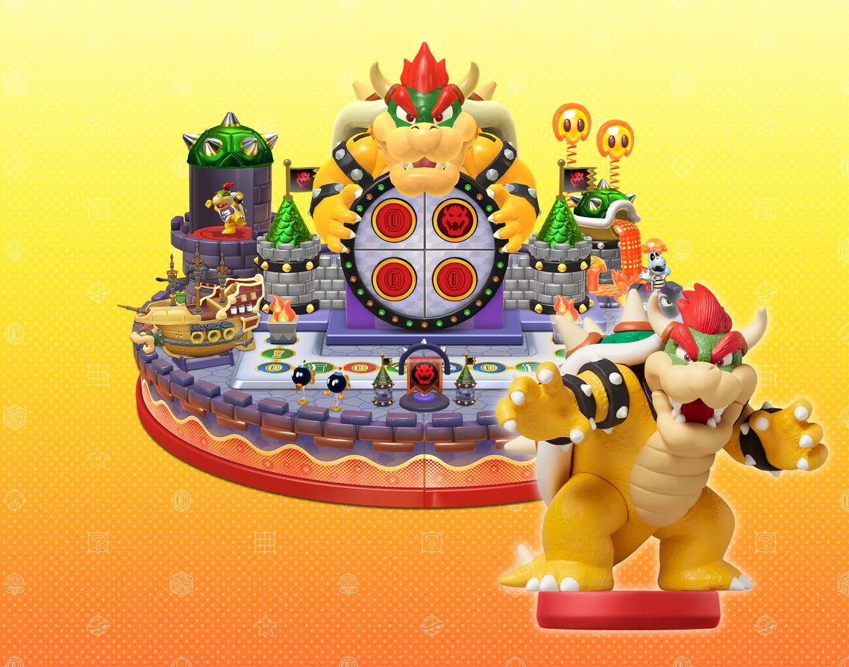 Bowser Board Super Mario Wiki The Mario Encyclopedia