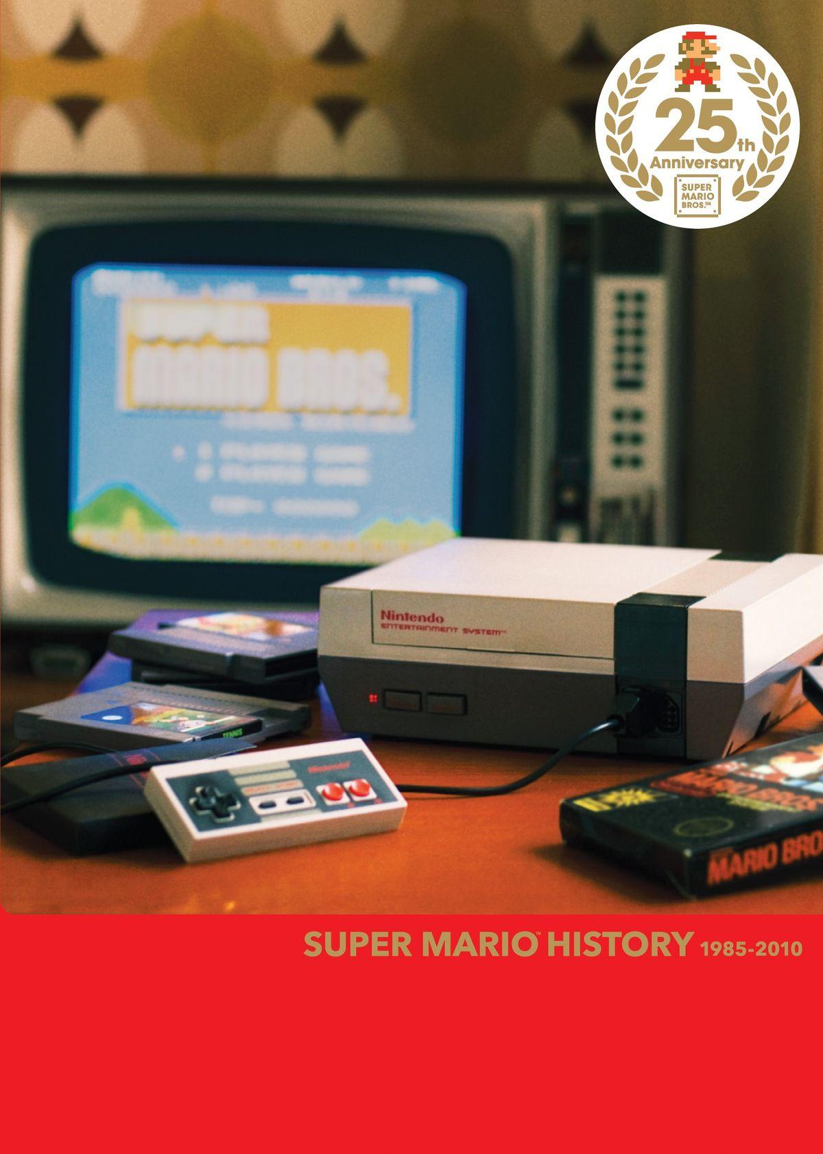 Wallpaper Iphone Galaxy Super Mario History 1985 2010 Super Mario Wiki The