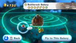 Battlerock Galaxy  Super Mario Wiki the Mario encyclopedia