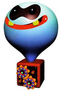 Balloon Bully  Super Mario Wiki the Mario encyclopedia
