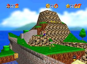 TinyHuge Island  Super Mario Wiki the Mario encyclopedia