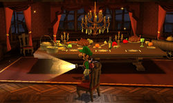 Dining Room Luigis Mansion Dark Moon  Super Mario Wiki the Mario encyclopedia