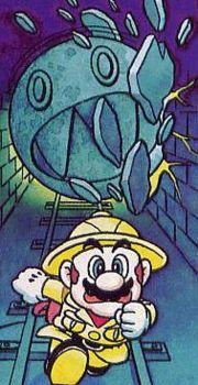 Marios Picross Comic Super Mario Wiki The Mario