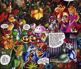 Epic Girl With Gun Wallpaper N Gang Super Mario Wiki The Mario Encyclopedia