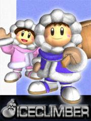 Ice Climbers Super Mario Wiki The Mario Encyclopedia