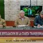 Trasmisión del canal 29 de Ensenada con Mario Zepeda de invitado