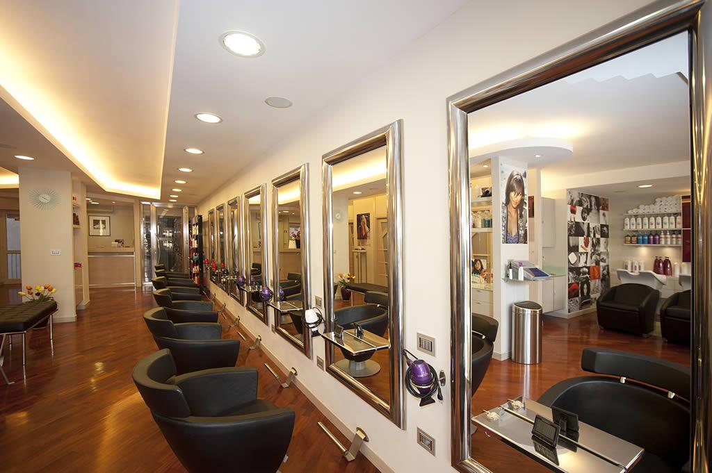 Salone parrucchiere donna Mario Zottoli Battipaglia