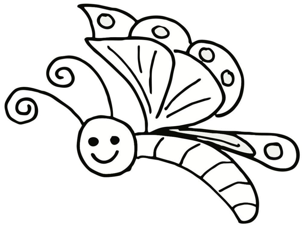 mariposa dibujo Gallery