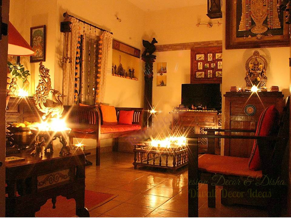 Diwali Home Decoration Ideasidea
