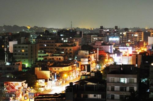 City of Lights by Sammu on Flickr.