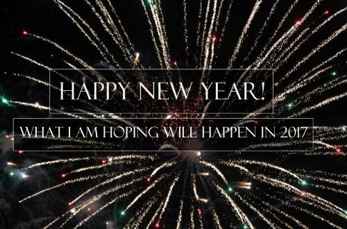 Happy 2017! Fireworks by Prabhu Balakrishnan via Flickr