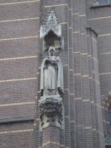 Nijmegen - Maria Geboortekerk - Albertus Magnus (2)