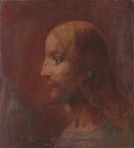 Achilles Moortgat Christuskop