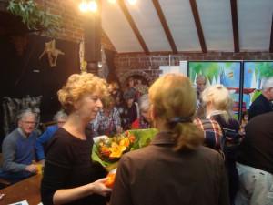 Hilleke van Gils opening 8-11-2014