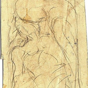C-076 – Pieta potlood 138×110