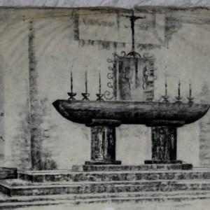 D-010 – 1953 Herten Priesterkoor (1)