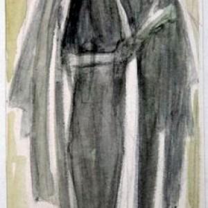 E-002 – 1962 Gevleugelde figuur