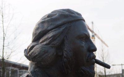Cubaanse Nederlanders verbijsterd over Utrechts standbeeld van 'terrorist' Che Guevara