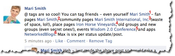 facebook tagging etiquette a