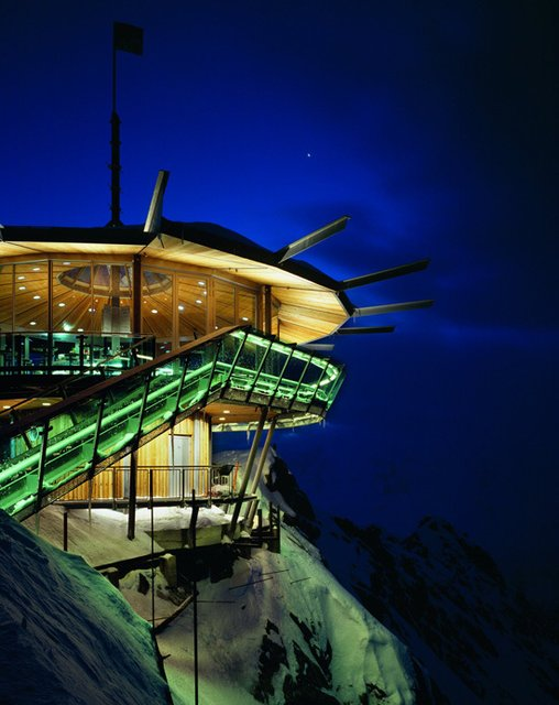 Mountain Star Restaurant, Tyrol Austria
