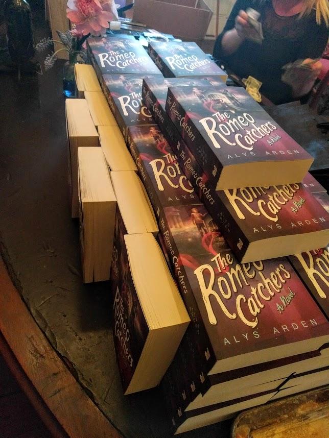 The Romeo Catchers books