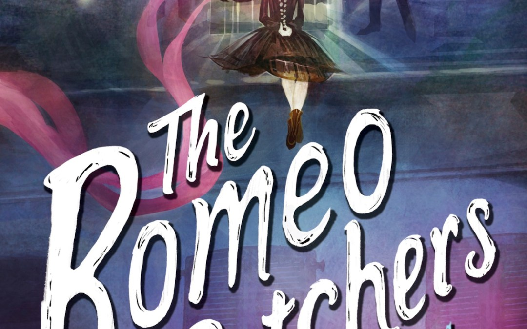 THE ROMEO CATCHERS Cover Reveal!