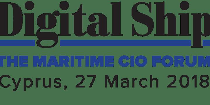 MaRITeC-X presented at the 2018 Digital Ship Maritime CIO Forums in Limassol