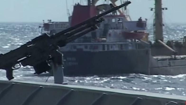 Gun and Tanker