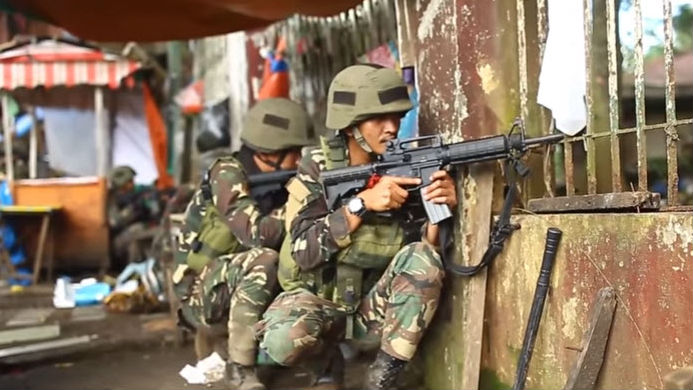 Philippines soldiers