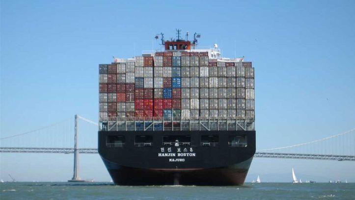 Resultado de imagen de Hanjin Shipping Co LTD