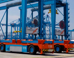 lifts - Most advanced container terminal in the world