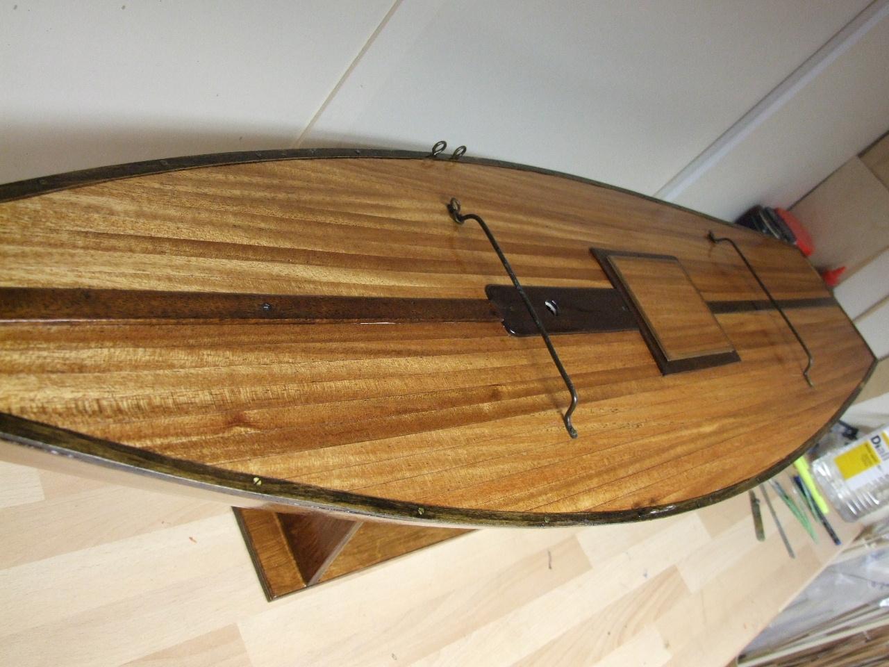 Pond Yacht 6 Ship Amp Boat Restorations