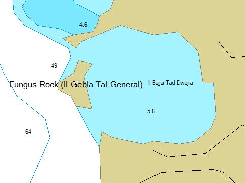 Malta Maritime Directory Dwejra Bay