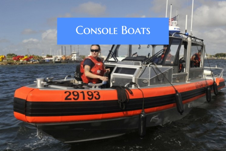 Console Boats