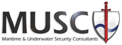 Maritime and Underwater Security Consultant