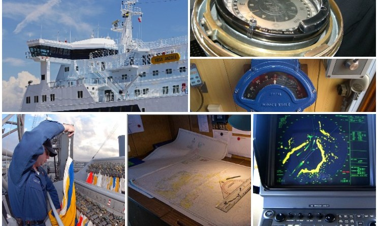 Types Of Marine Navigation Instruments, Tools And Equipments Used Onboard Ships