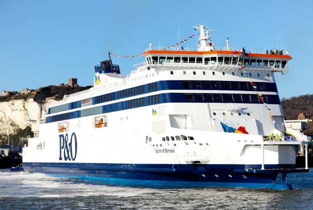DP World Expands with Purchase of UK's P&O Ferries 1