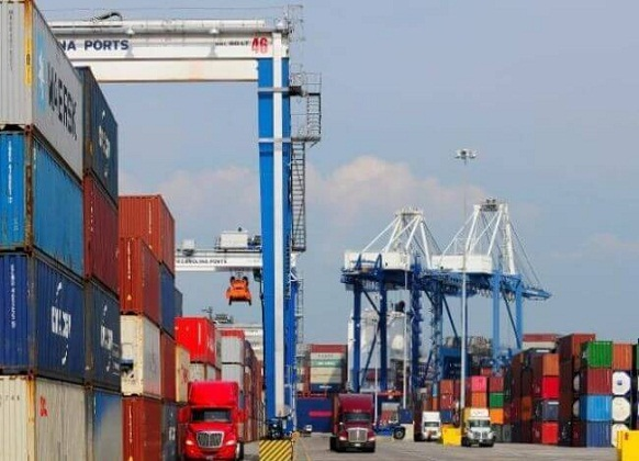 SC Ports Authority Handles Record Container Volume In January 1