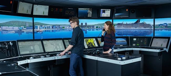 Kongsberg Maritime Delivers Training To Reduce DP Incidents In Offshore Industries 1