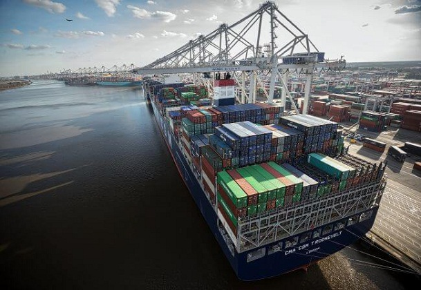 Savannah Set To Serve Six 14,000-TEU Vessels Simultaneously 1