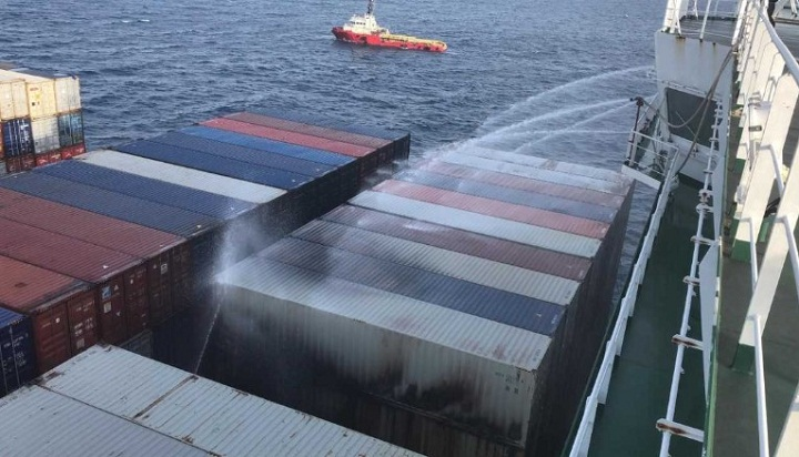 APL Vancounver Cleared to Continue Its Voyage 1