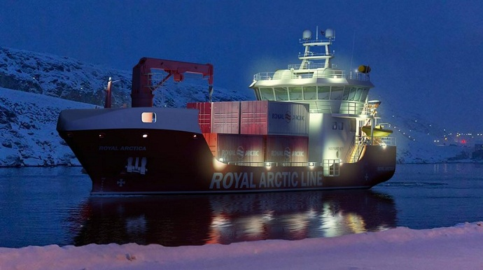 Havyard to Design Two More Cargo Ships for Royal Arctic Line 1