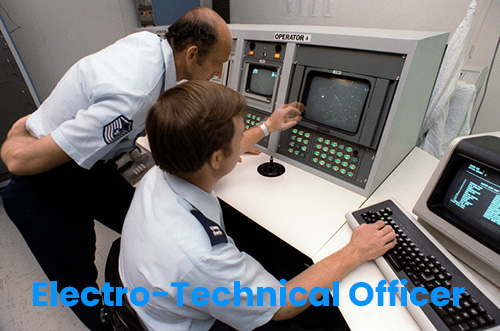 Electro-Technical Officer