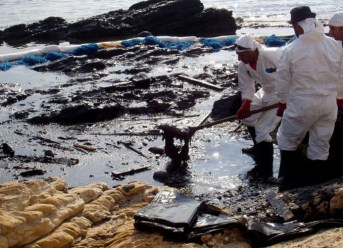 Oil Spills And Their Impact